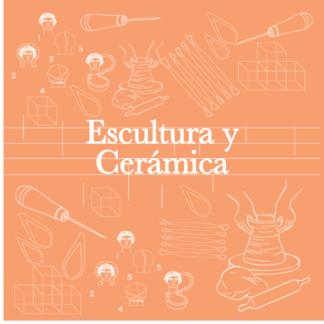Cerámica, Escultura y Madera